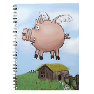 One Day... Spiral Notebook