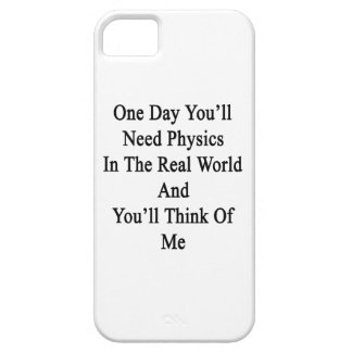 One Day You'll Need Physics In The Real World And iPhone 5 Cases