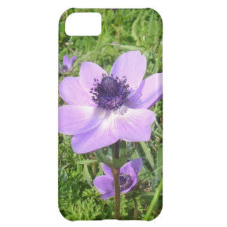 One Delicate Pale Lilac Anemone Coronaria iPhone 5C Cover