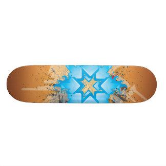 One Direction Skateboard Deck