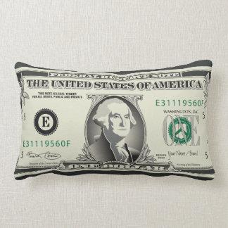 One Dollar American MoJo Pillow
