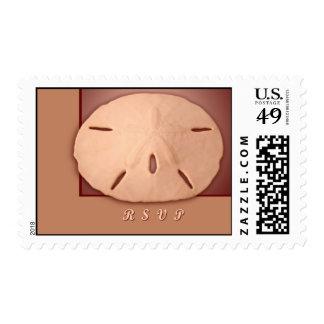 One Dollar Stamp