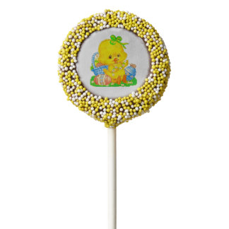 One Dozen Dipped Oreo® Cookie Pops/Easter
