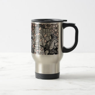 One Draw By Carter L. Shepard Travel Mug