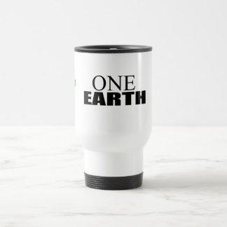 ONE EARTH COFFEE MUG