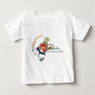 One Earth We Share Baby T-Shirt