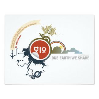 One Earth We Share Card