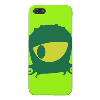 One eyed Alien creature iPhone SE/5/5s Case