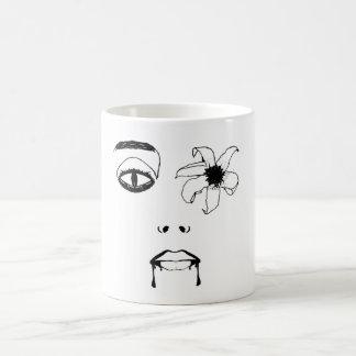 One-eyed ♥ coffee mug