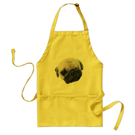 One Eyed Friend Adult Apron