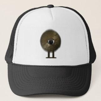 One Eyed Fuzzy Monster Trucker Hat