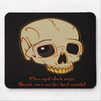 One eyed Jack: Best Results Mousepads