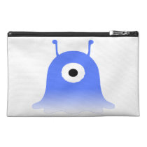 One-Eyed Monster Asthma Emergency Kit Travel Accessory Bag
