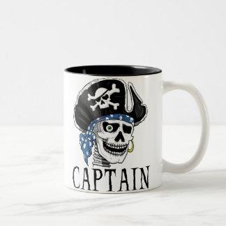 One-eyed Pirate Captain Mug