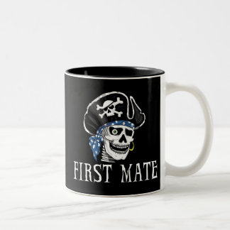 One-eyed Pirate First Mate Mug