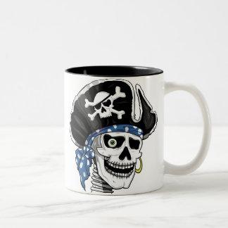 One-eyed Pirate Coffee Mugs