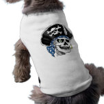 One-eyed Pirate Pet Tshirt