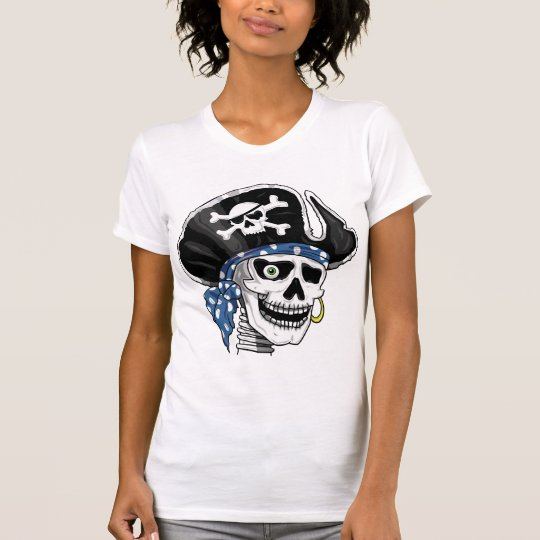 One-eyed Pirate T-Shirt