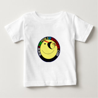 ONE EYED SMILEY T SHIRT