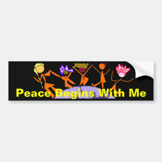 One Family - Earth Bumper Stickers