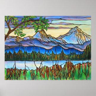 """One Fine Day""  landscape canvas print"