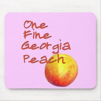 One Fine Georgia Peach Mouse Mats