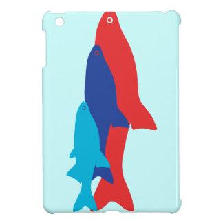 One Fish Two Fish iPad Mini Case