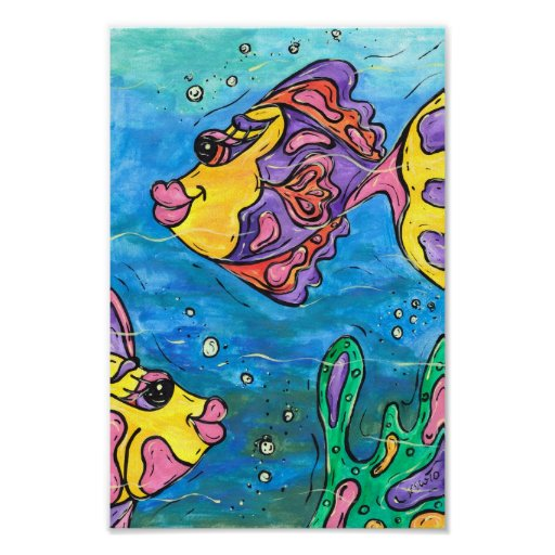 One Fish Two Fish Print