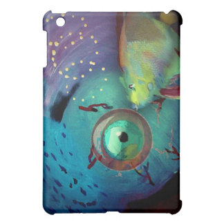 One fish two fish three fish BIG FISH Cover For The iPad Mini