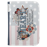 One Flag, One Heart Cases For The Kindle