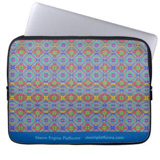 One Floral Wonder Quilt Laptop Sleeve