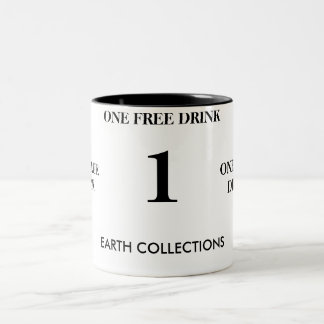 ONE FREE DRINK MUG