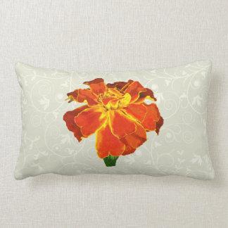 One French Marigold Throw Pillow