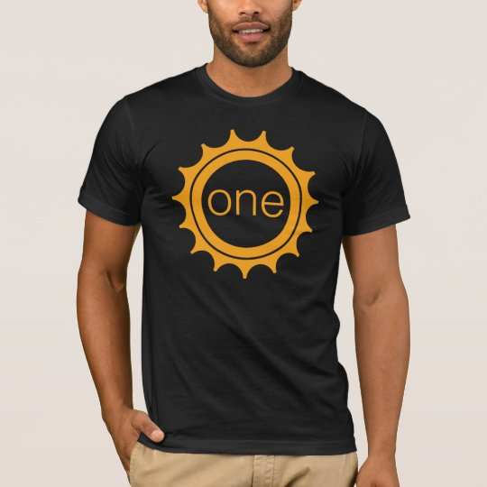 One gear bicycle T shirt
