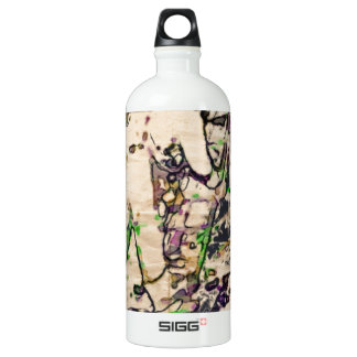 One Giant Leap For Mankind...spacewalk watercolor SIGG Traveler 1.0L Water Bottle
