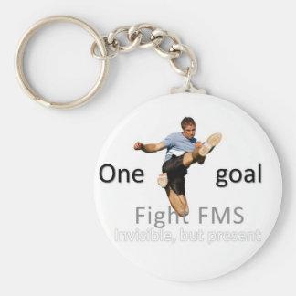One Goal! Key Chain