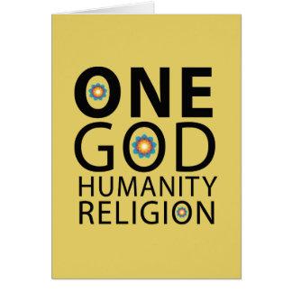 One God Card