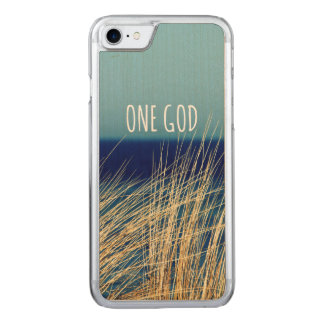 One God Carved iPhone 7 Case