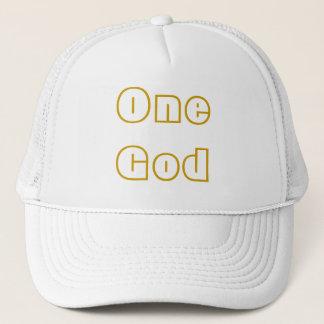 One God Trucker Hat