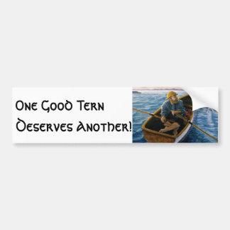 One Good Tern Bumper Sticker