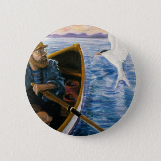 One Good Tern Button