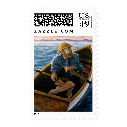 One Good Tern Stamp
