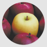 One Green Apple Sticker
