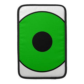 One Green Eye MacBook Sleeve