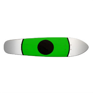 One Green Eye Skateboard Deck
