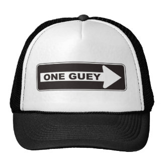 ONE GUEY MESH HATS