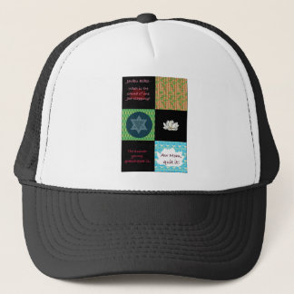 One Hand Clapping Trucker Hat