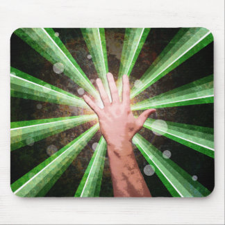 One Hand Mouse Pad