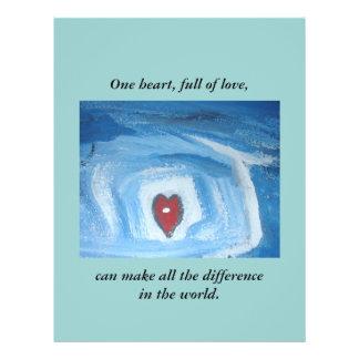 ONE HEART / ARISE FLYER