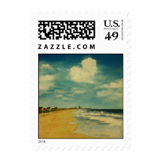 One Heart By The Shore Postage